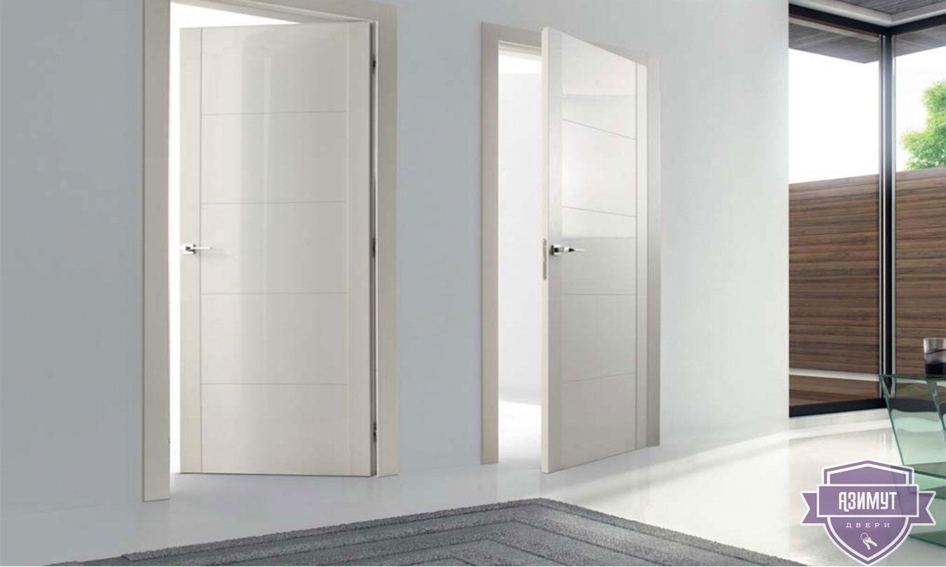 Глянцевые межкомнатные двери Profildoors 2.11L